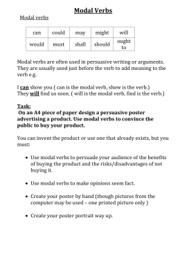 will verb use