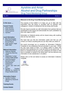 New Psychoactive Substances – DAWG JUNE 2014