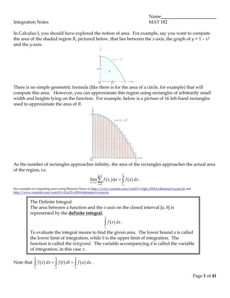11.3 solids of revolution washerap calculus solver