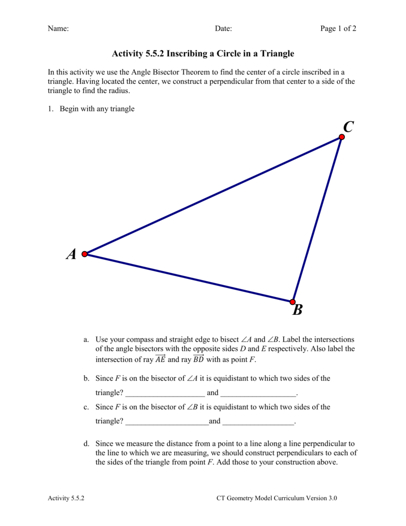9 Finding The Radius Mcv4uproblemg Isosceles Triangle Inscribed In A Circle  Calculus In