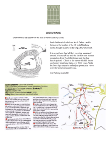 Local Walks - North Cadbury Court