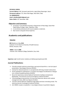 Academics and publications
