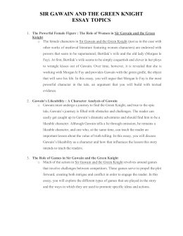 My English Essay  Essay Thesis Statement Generator also Sample High School Essays Sir Gawain And The Green Knight  Word Essay Essay Of Health