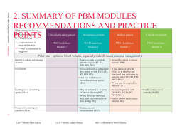 Companion 2 PBM Guidelines