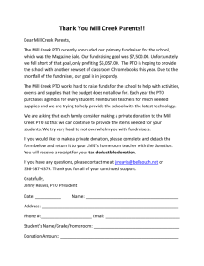 Donation Letter - Catawba County Schools