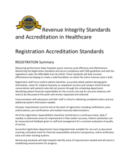 Registration-Standards