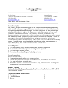 HPC 3537 spring 2015 - Syllabi