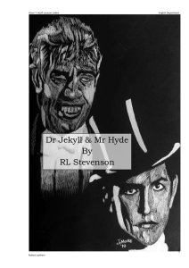 Dr Jekyll & Mr Hyde (Text)