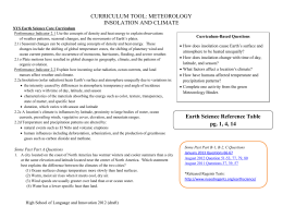 Curriculum-Based Questions - High School of Language and