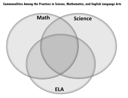 Commonalities Among the Practices in Science, Mathematics