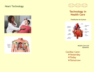 Health Techonology - Andea