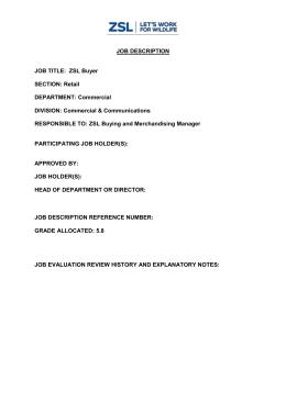 Buyer Job Description 2015 (.doc)