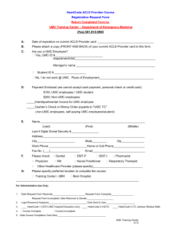 HeartCode Registration Request Form