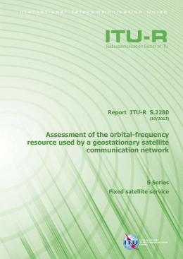 5 Interference sensitivity of the assessed network