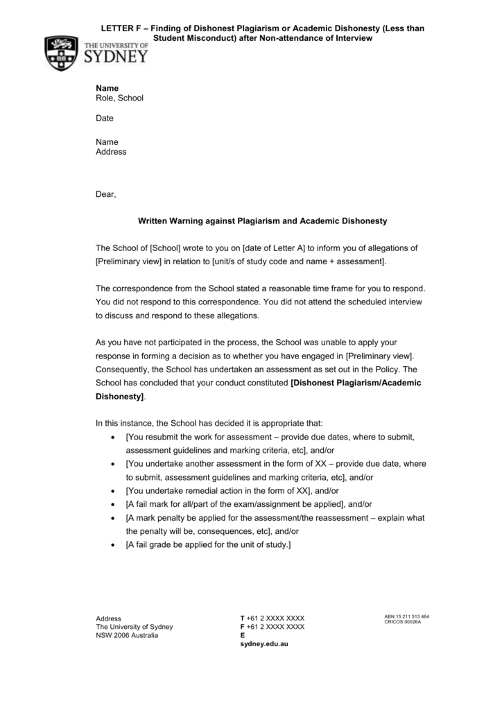 usyd coursework policy 2014