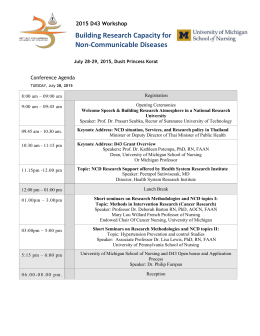 Tentative NCD Workshop Program PDF