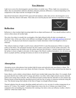 atomic spectra lab Lab 6 - quantum states for the visible hydrogen atomic emission spectrum goal and overview the relationship between color, wavelength, and frequency of visible light.