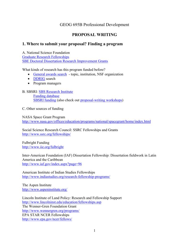 nsf dissertation grant