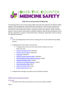 Molina Healthcare of Ohio Preferred Drug List (Formulary)