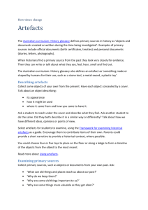 Artefacts ( 24kB)