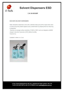 2013 Parts Price List - Grindmaster on