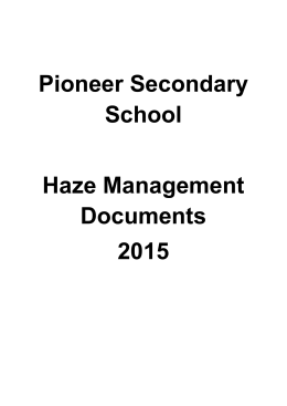 Haze_Documents_for_PSS_Staff ehandbook