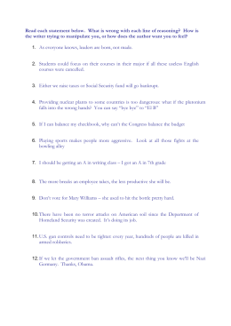 name that logical fallacy worksheet. Black Bedroom Furniture Sets. Home Design Ideas
