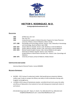 hector s. rodriguez, md
