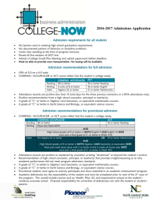 College-NOW application