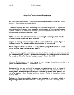 Linguists` quotes on Language