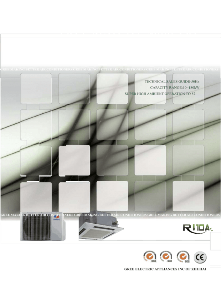 T1 R410A 50Hz FREE MATCH %E2%85%A1 Multi VRF TSG[1].pdf