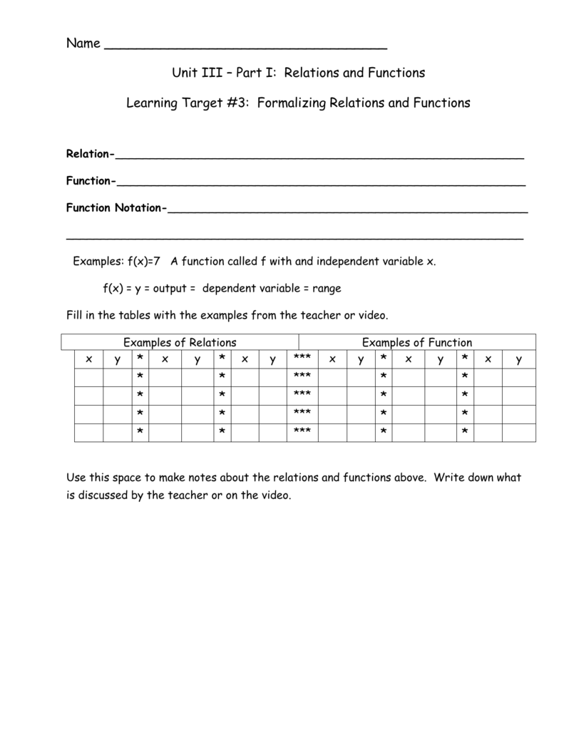 Function Notation Worksheet Answers number the quadrants of a graph – Function Notation Practice Worksheet