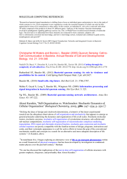 self organization paper My counseling theory paper eps 601 theories of counseling november 27, 2006 each human being has the potential for self-actualization, through which we find.