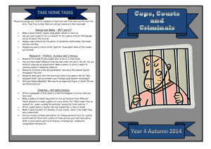 Yr 4 Take Home Tasks Outer Cops (1)