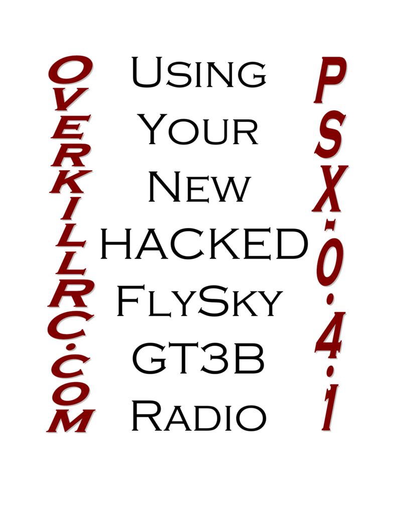GT3B USER Manual locked copy