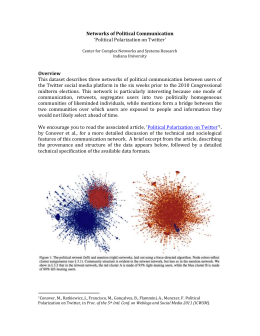 readme - Center for Complex Networks and Systems Research