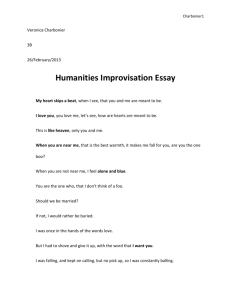 The Humanities Poem