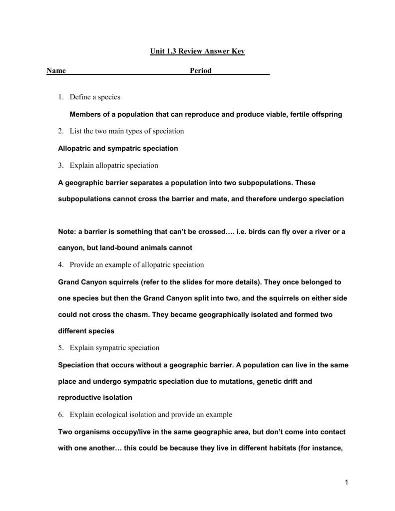 Worksheets Speciation Worksheet file