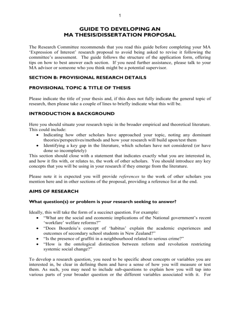 Best school thesis proposal help research paper on dna extraction