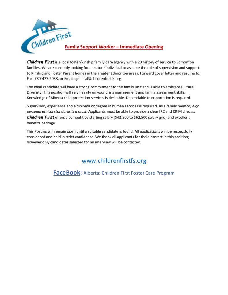 KinshipAD - Child & Youth Care Association of Alberta