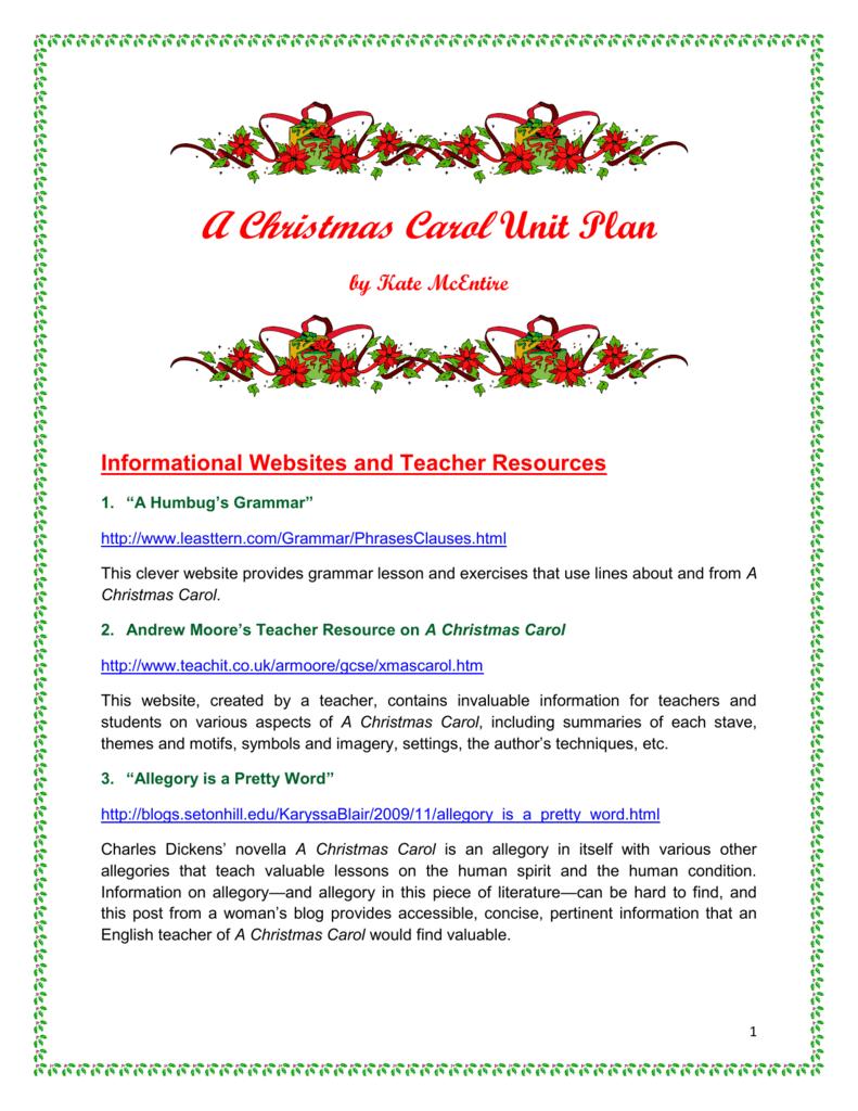 themes and symbolism of a christmas carol