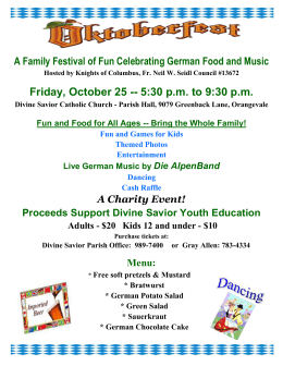 2013-Oktoberfest-Flyer - Orangevale Chamber of Commerce