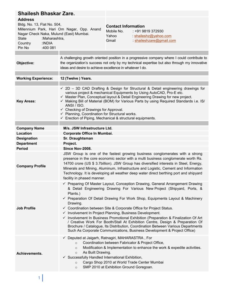 1300684449 Shailesh Final Piping Layout Engineer Job Description