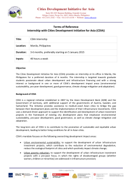 CDIA-Internship-2015a_Terms-of-Reference