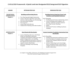 Integrated ELD and Designated ELD Handout 1of2