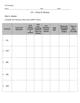 Conversions Worksheet