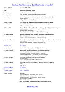 Conference Programme 2015 - Newry Chamber of Commerce & Trade