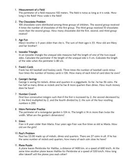 Algebra coin problems worksheet excel problems ibookread Read Online