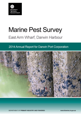 2014 Annual Report for Darwin Port Corporation