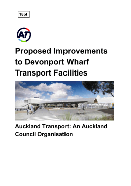 Book Title - Auckland Transport